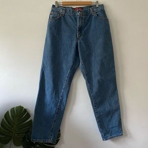 Vintage Levis 550 relaxed fit Size 16/ M